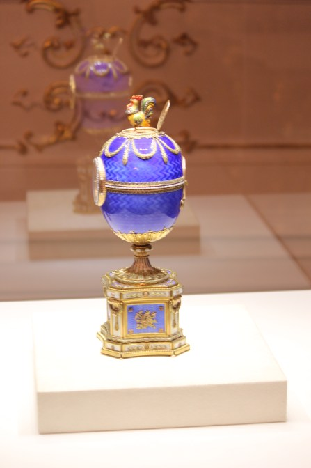 Faberge - Blue Egg