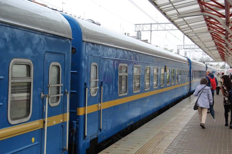 Train in Kazan 2