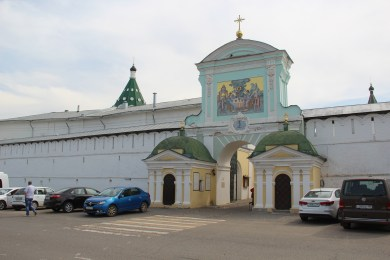 Kostroma - Kremlin Gate