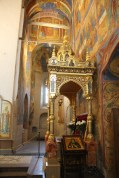Suzdal - Cathedral of the Transfiguration - Frescoes