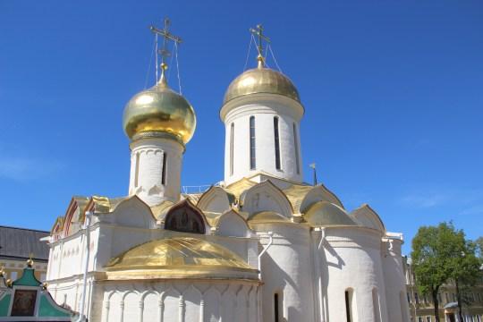Sergiev Posad - Cathedral of Holy Trinity