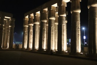 Luxor Temple at night (6)