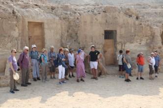 Beni Hassan Tombs (2)