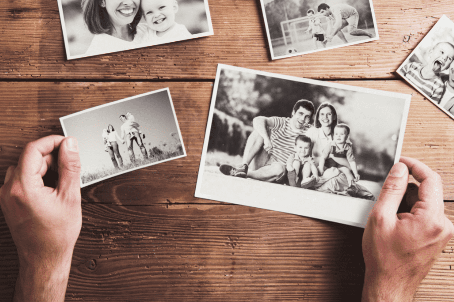 Family Photos – The Second Best Time is Now