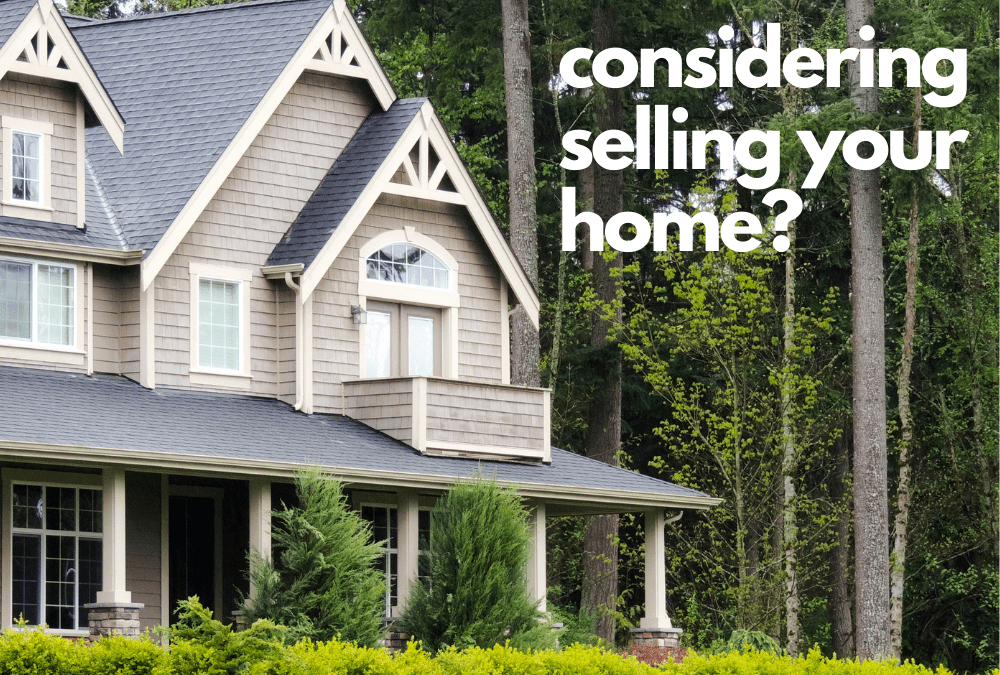 Thinking About Selling?  Tips for Getting Your Home Ready