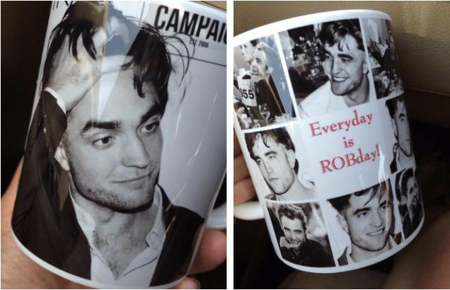 Everyday is ROBday mug