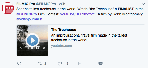 Best phone for mobile journalism? - The Treehouse - A Finalist in the One World Film Contest