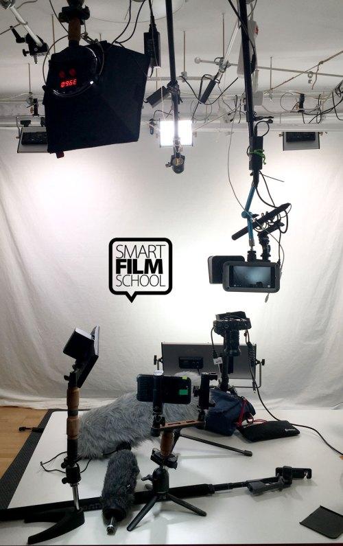 smart film school dstudio