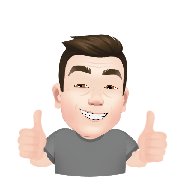 Robb Emoji two thumbs up