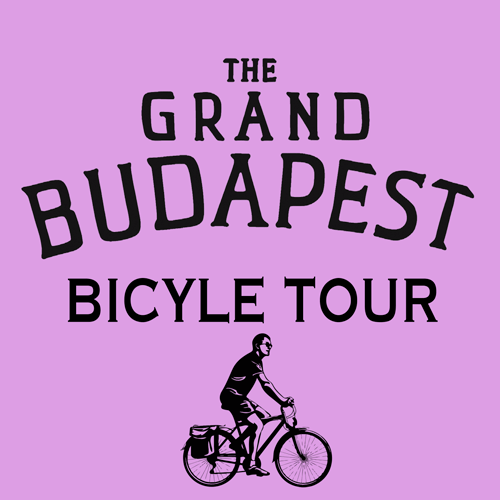 Logo for The Grand Budapest Bicycle Tour