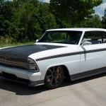1967 Chevrolet Nova Custom Coupe The Innovator Robb Report
