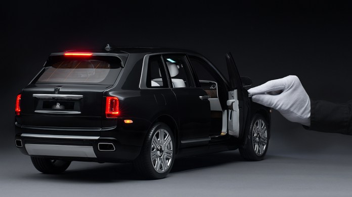 Rolls Royce S New 1 8 Scale Model Of The Cullinan Starts At 17 000 Robb Report