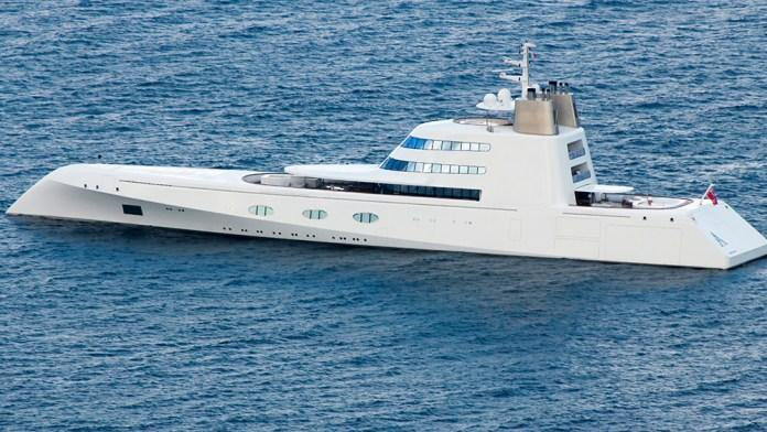 Motor Yacht A 2008