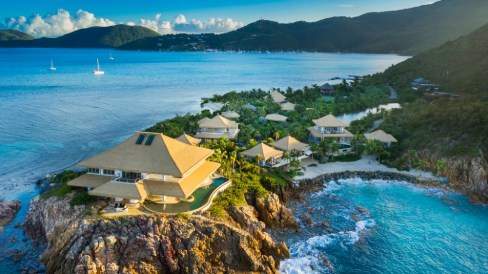 Richard Branson's Necker and Moskito Islands Are Now Open for Business –  Robb Report