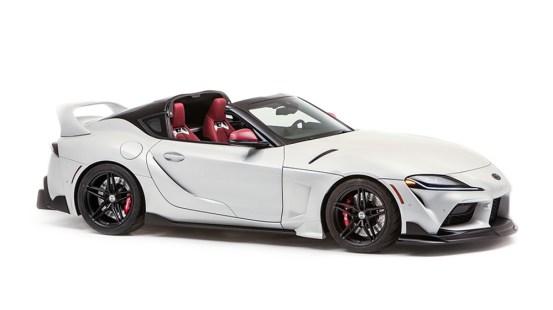 Toyota GR Supra Super Top nostalgia is over – Robb Report