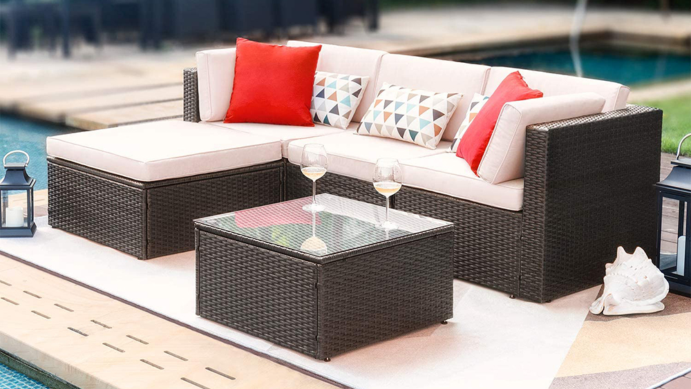 the best outdoor furniture on amazon