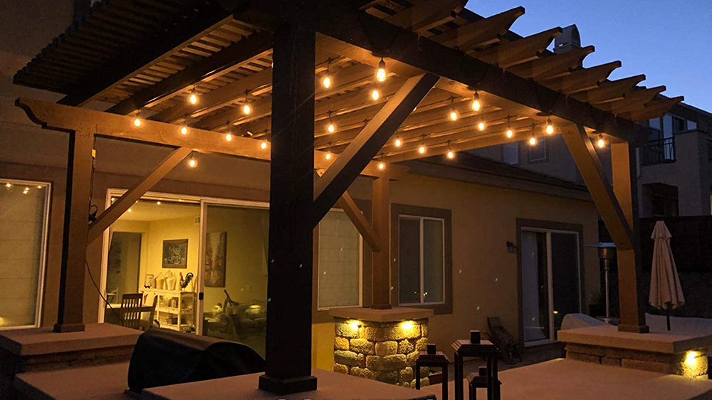 the best patio string lights on amazon