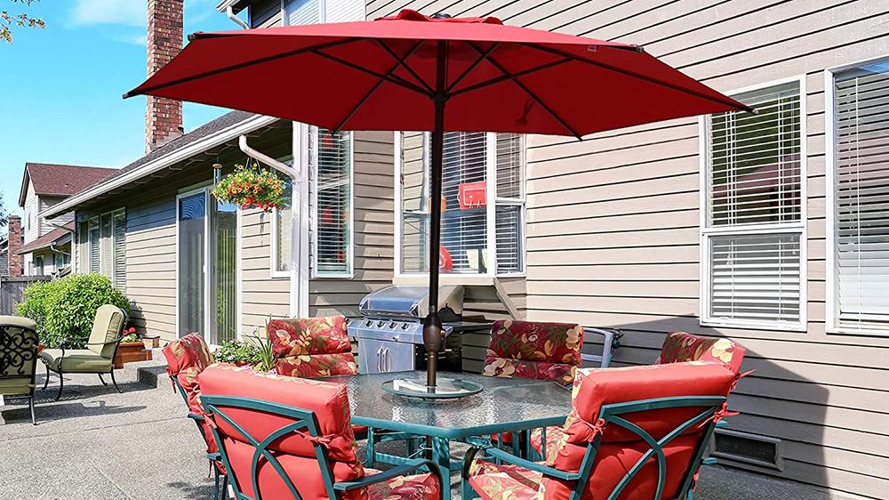 the best patio umbrellas on amazon