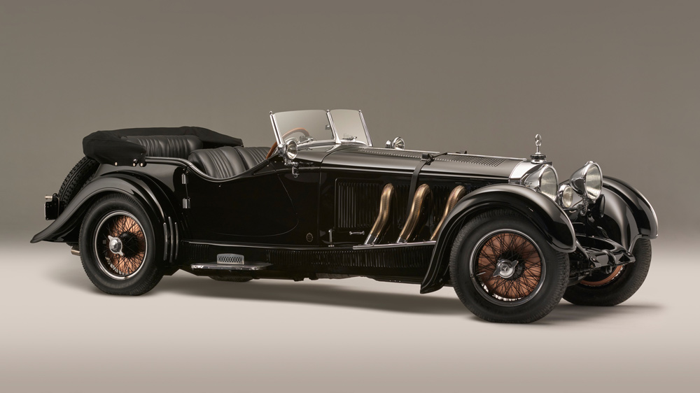 1928 Mercedes-Benz 26/120/180 S Type- autohage.com