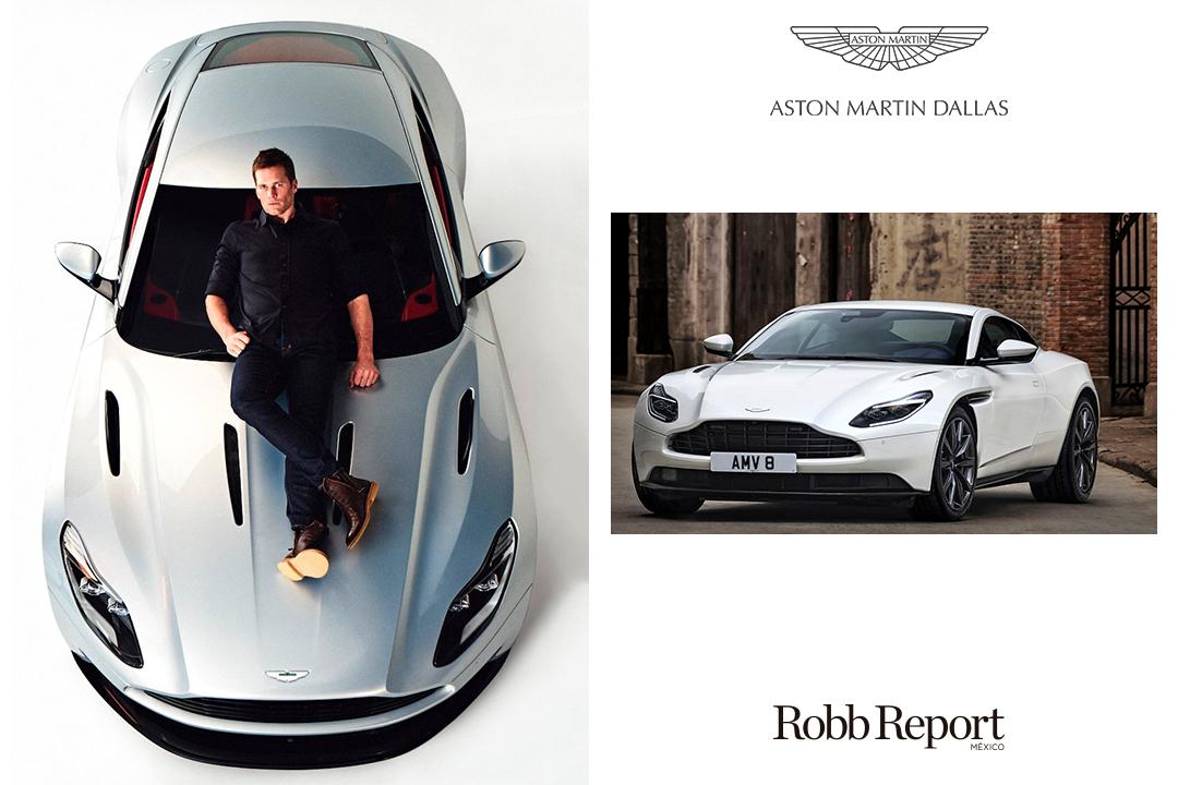01 Aston Martin Tom Brady - Estas son las marcas favoritas de lujo de Tom Brady