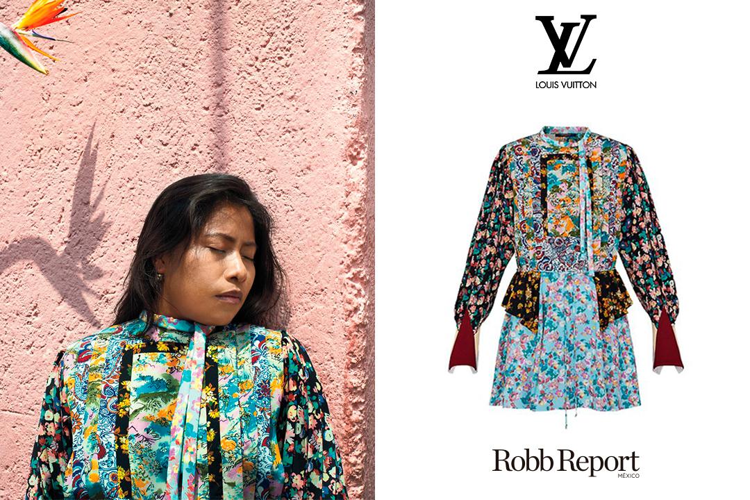 01 LV Marcas - Estas son las marcas favoritas de lujo de Yalitza Aparicio