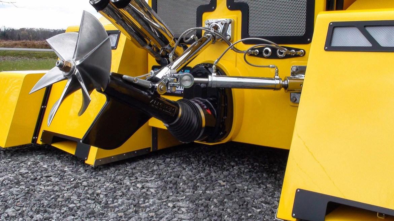 02 Dobbertin Hydrocar - Tú podrías ser el dueño del único HydroCar del mundo, aquí te decimos cómo