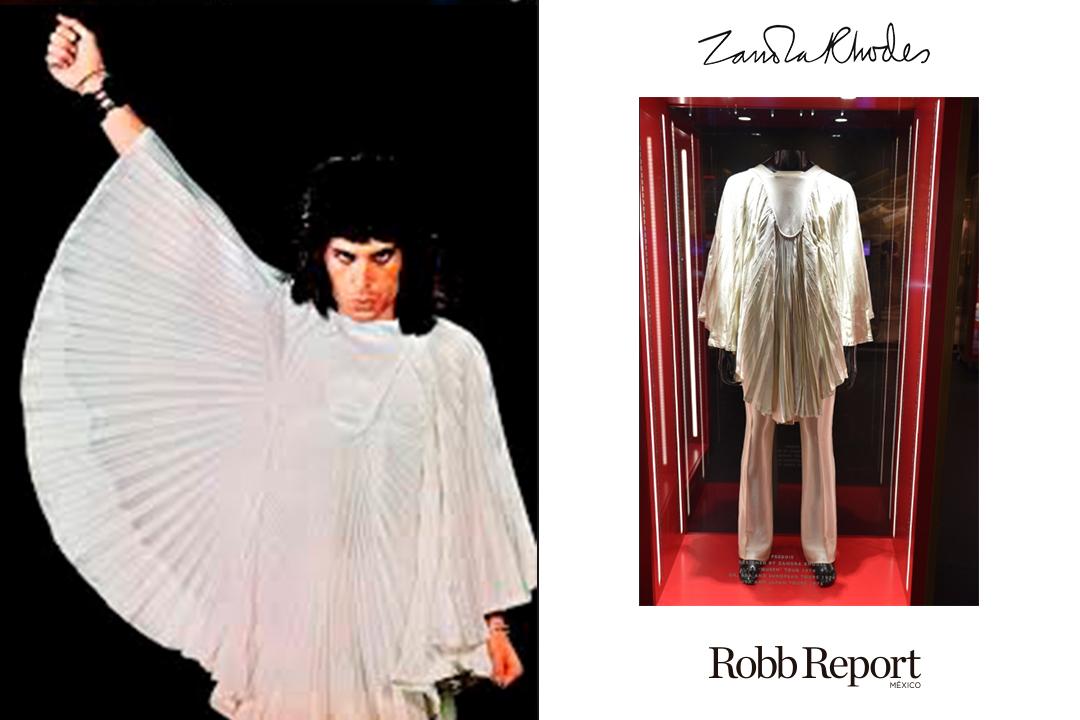 02 Marcas 1 - Estas fueron las marcas favoritas de lujo del legendario Freddie Mercury
