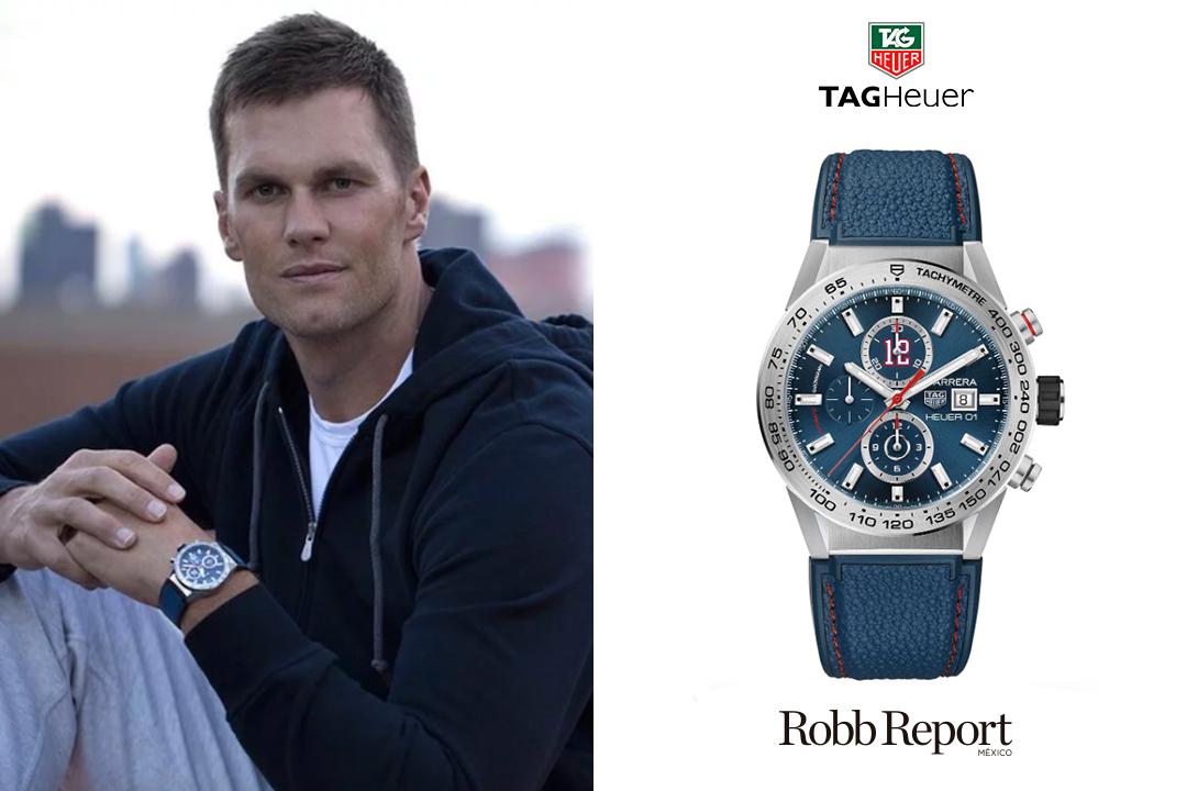 02 Tag Tom Brady - Estas son las marcas favoritas de lujo de Tom Brady