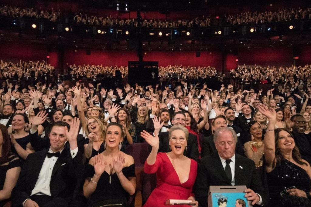 Esto es lo que debes hacer si quieres entrar a los Oscars
