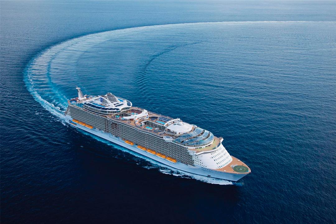 1 14 - Un virus altamente contagioso enferma a más de 200 personas en crucero de Royal Caribbean