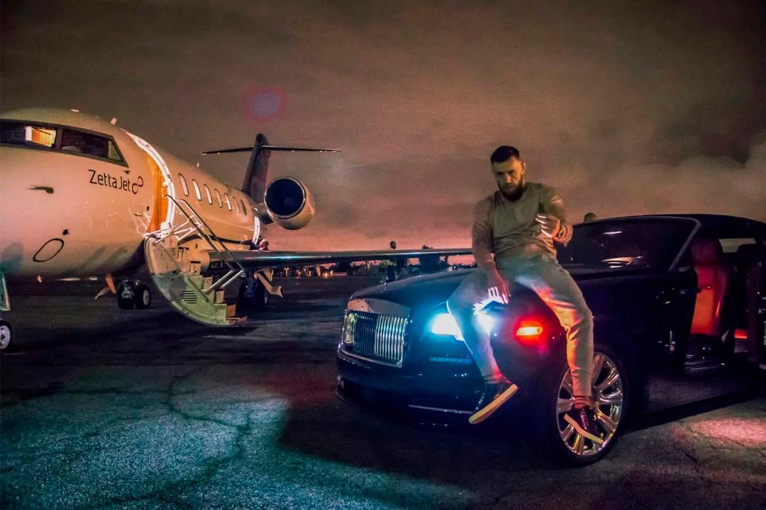 1 25 - ¿Por qué Conor McGregor enfureció a las redes sociales con su nuevo yate?