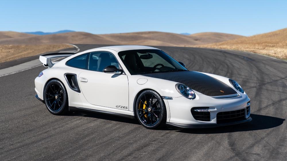 2011 porsche 997 gt2 rs 11 mm - El fundador de WhatsApp pone a la venta su colección de autos Porsche