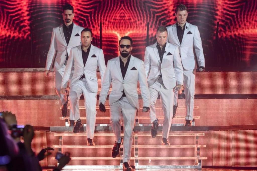 ¿Aparecerán los Backstreet Boys en el Super Bowl 2019?