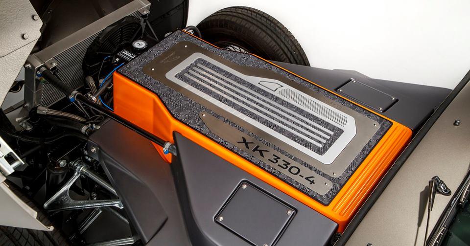 39950173 10155542705525880 304290401332756480 n - Comienza la producción del Jaguar E-Type Concept Zero, el primer vehículo clásico eléctrico