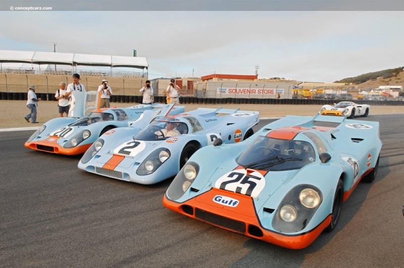 69 Porsche 917K DV 09 MH Spcl 02 800 - 5 cosas que probablemente no sabías de Porsche