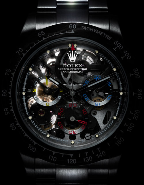 ag jpm face dark - 'La Montoya', un Rolex cuyo sinónimo es la perfección