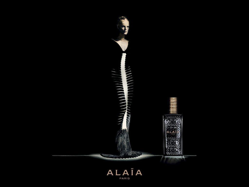 Azzedine Alaïa crea su primer perfume