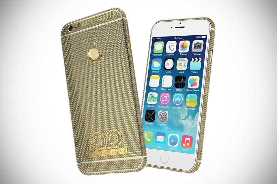 Amosu Call of Diamonds iPhone 6 image 2 - Estas son algunas de las fundas de iPhone más caras del mundo