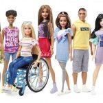 Las nuevas Barbie tienen capacidades diferentes