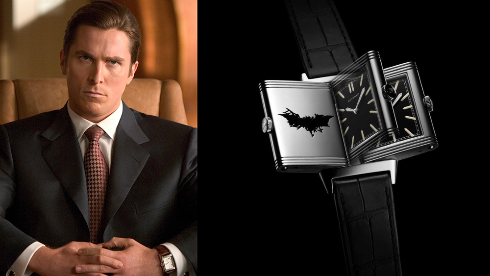 batman christian bale - 10 relojes que hicieron historia en Hollywood