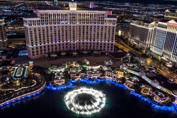 Bellagio Las Vegas  - Top 10: escenarios de película que puedes visitar en vacaciones
