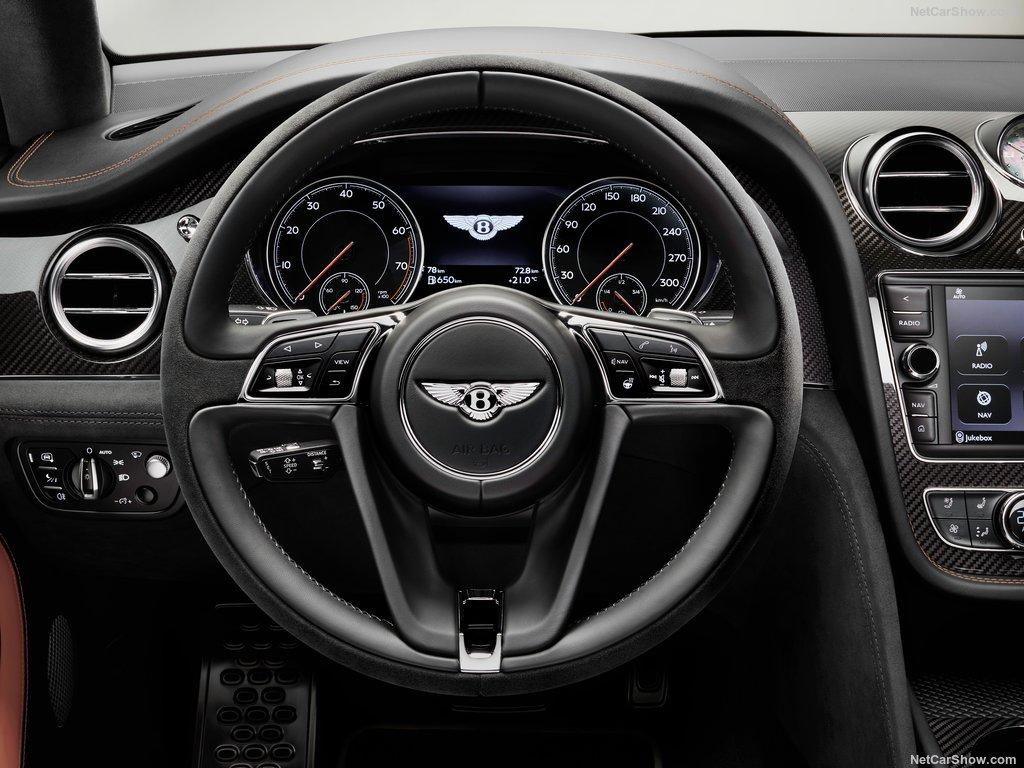 Bentley Bentayga Speed 2020 1024 09 - Corre una velocidad de 306 km/h con Bentley Bentayga Speed