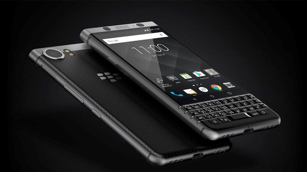 BlackBerry resurge con su modelo KEYone, el más esperado del año