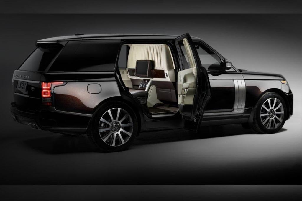Blin1 1024x683 - La seguridad no será un problema en estos cinco lujosos autos blindados