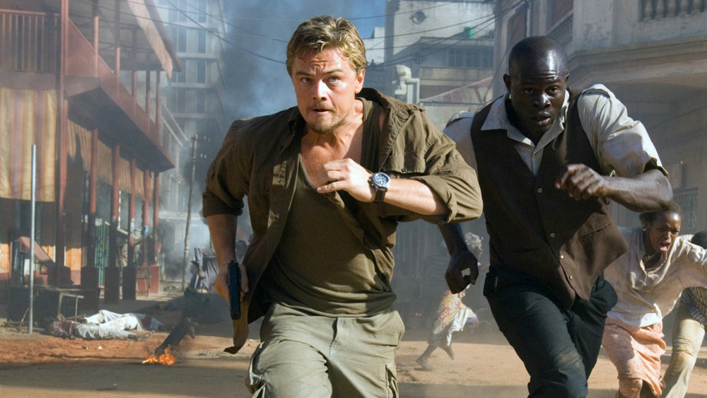 blooddiamond - 10 relojes que hicieron historia en Hollywood