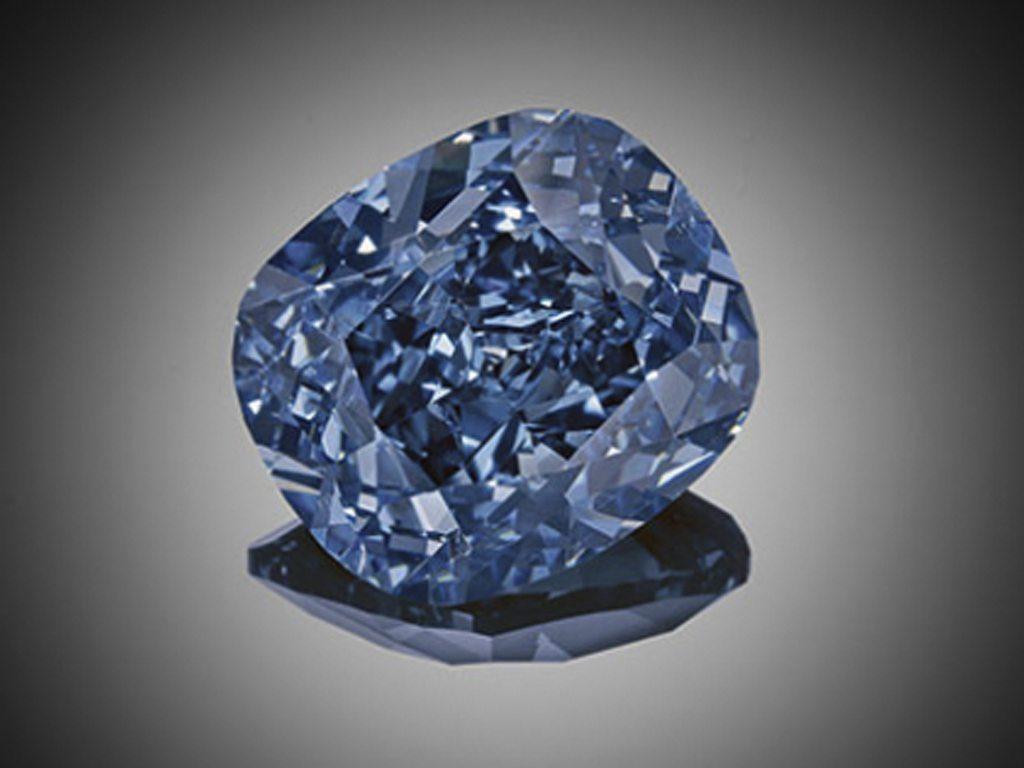 Sotheby's subastará el diamante Blue Moon