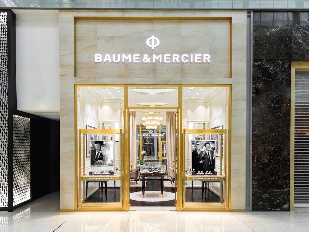 Baume & Mercier reabre sus puertas en Dubai