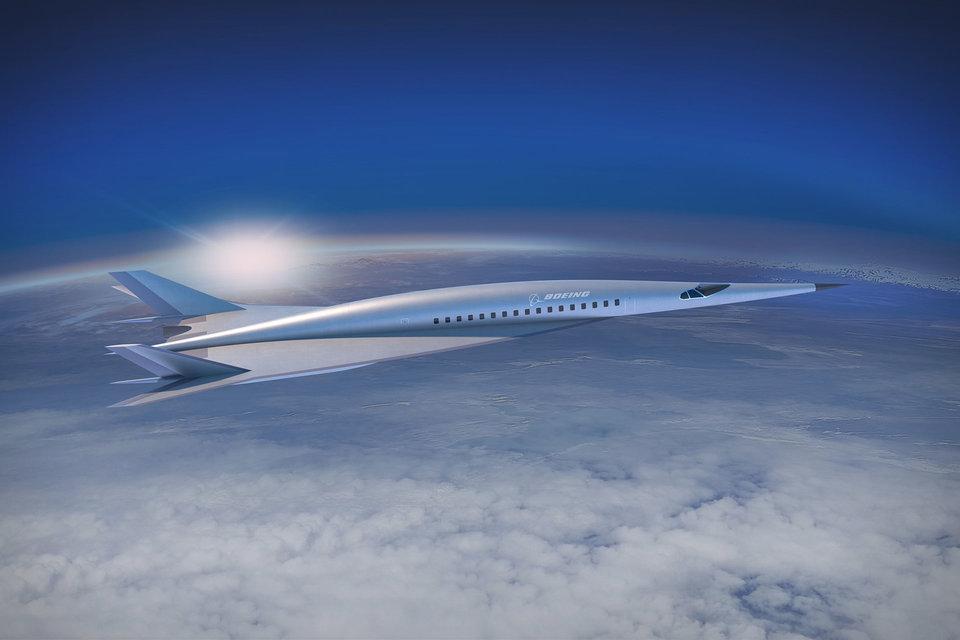 boeing hypersonic 2 thumb 960xauto 86654 - Así luce el primer vehículo hipersónico aéreo del futuro