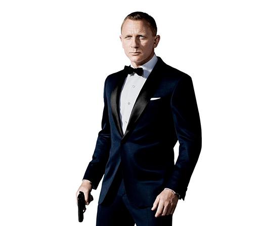 Estas marcas han pagado millones por aparecer junto a James Bond