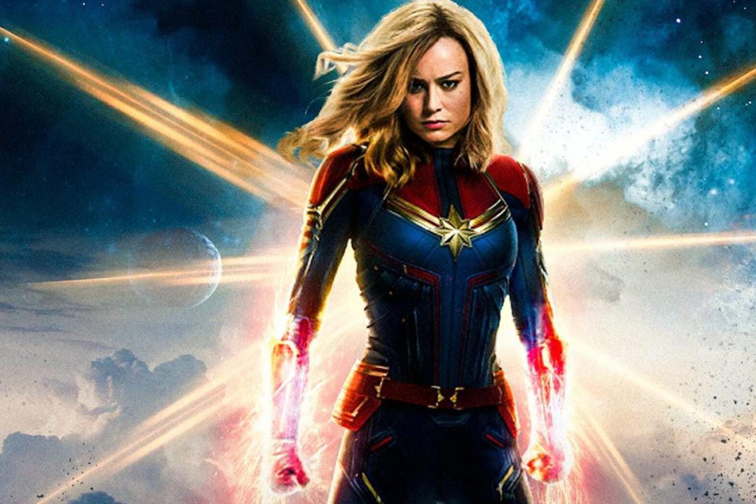 Sabemos cómo entrenó Captain Marvel para convertirse en la superheroína del momento